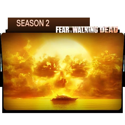 Walking Dead No Fear Folder