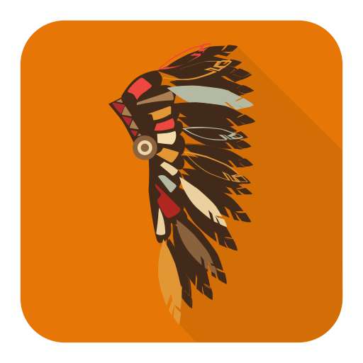 Feather, Indian Icon Free Of Thanksgiving Iconset