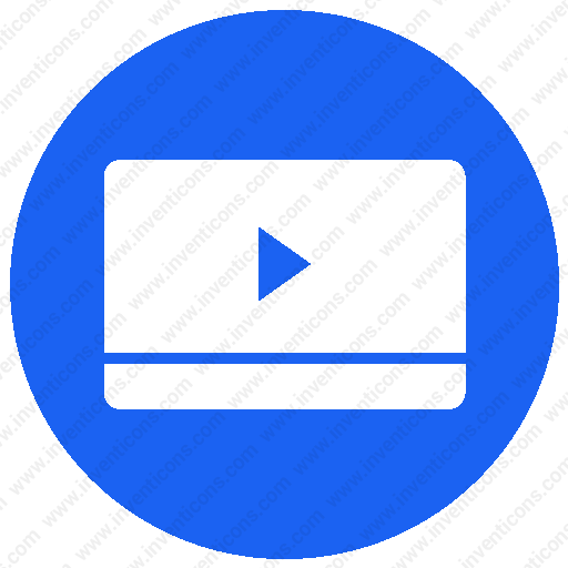 Download Tv,feature,play,player,viewsvg Icon Inventicons