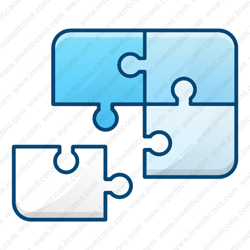 Download Jigsaw,puzzle,feedback,rating Icon Inventicons