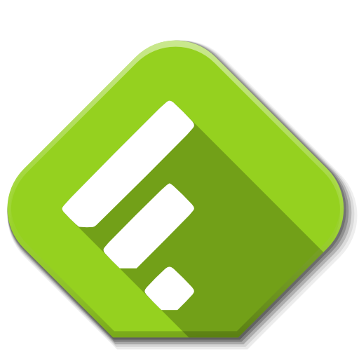 Apps Feedly B Icon Flatwoken Iconset Alecive