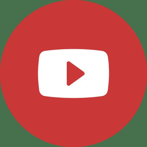 Youtube Round Icon Saint James' Episcopal Church