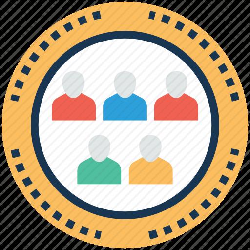 Collaboration, Coordination, Fellowship, Partnership, Teamwork Icon