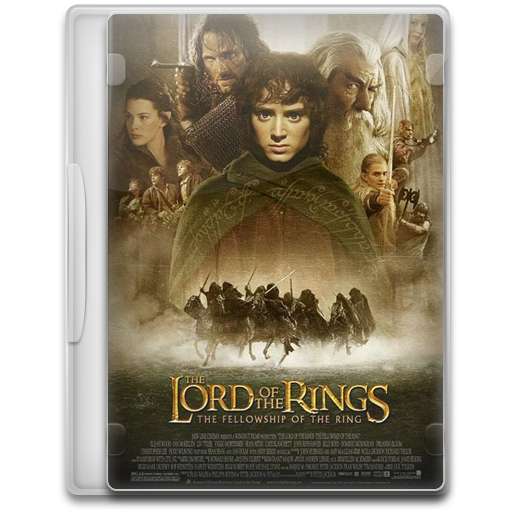 Covers, Cover, The, Lord, Of, The, Rings, The, Fellowship, Of