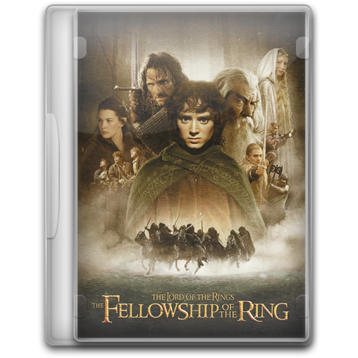 Lotr The Fellowship Of The Ring Icon