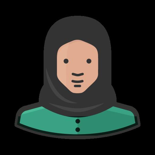 Muslim, Woman, Avatar Icon Free Of Avatars