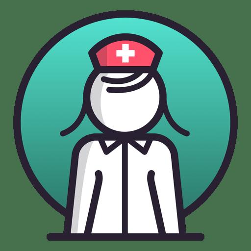 Female Nurse Icon