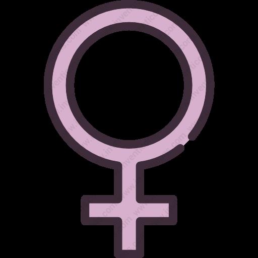 Download Feminist,woman,gender,female,girl,symbol,sign Icon