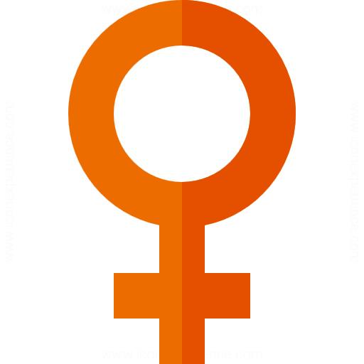 Iconexperience G Collection Symbol Female Icon