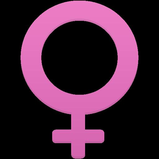 Female Icon Flatastic Iconset Custom Icon Design