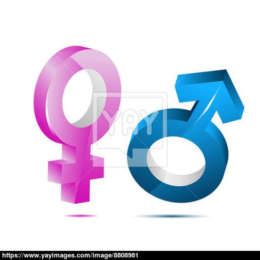 Male Female Icon Image
