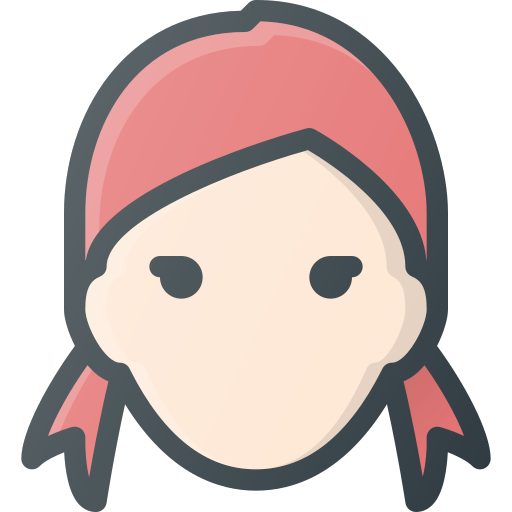 People, Avatar, Head, Woman, Female Icon Free Of Free Set Color
