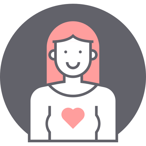 Female Profile Filled Icon Free Download Png And Vector