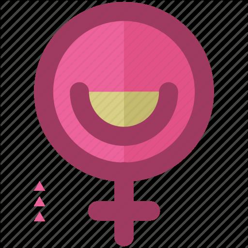 Abstract, Design, Female, Symbols, Woman Icon