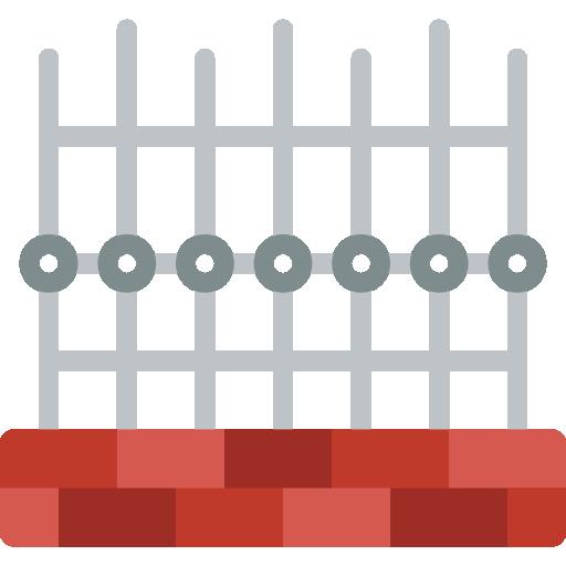 Fence Icon Cityscape Smashicons
