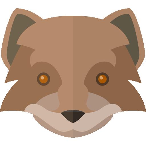 Zoo, Wildlife, Ferret, Animals, Animal Kingdom Icon