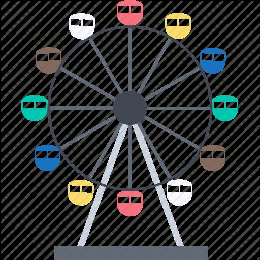 Amusement Park, Big Wheel, Entertainment, Fair, Ferris Wheel