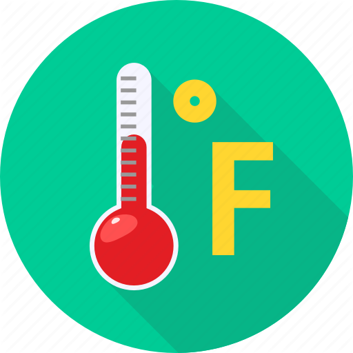 Celsius, Degree, Fever Icon
