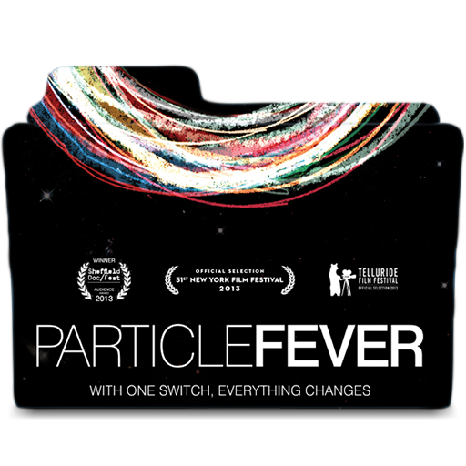 Particle Fever Folder Icon
