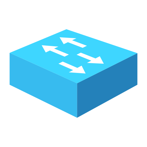 Fiber Optic Switch, Switch Icon With Png And Vector Format