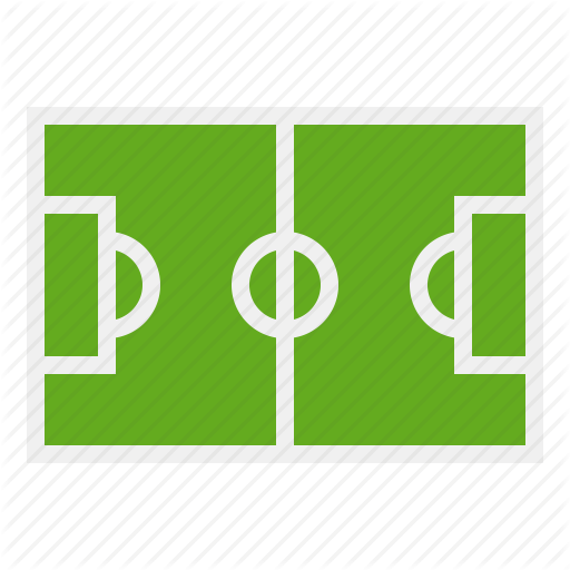Field, Football Field, Soccer, Soccer Field Icon