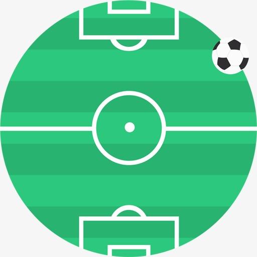 Football Field Icon, Football Clipart, Football Field, Hand