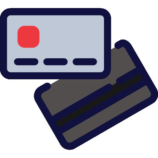 Credit Cards, Money, Wallet Icon