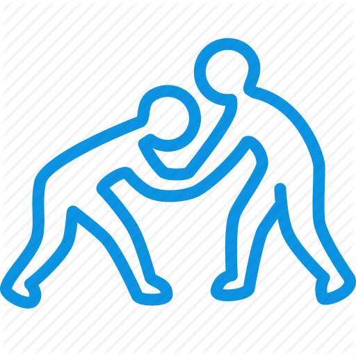 Fight, Karate, Sport Icon
