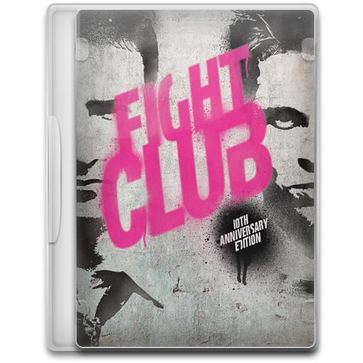 Fight Club Icon Movie Mega Pack Iconset