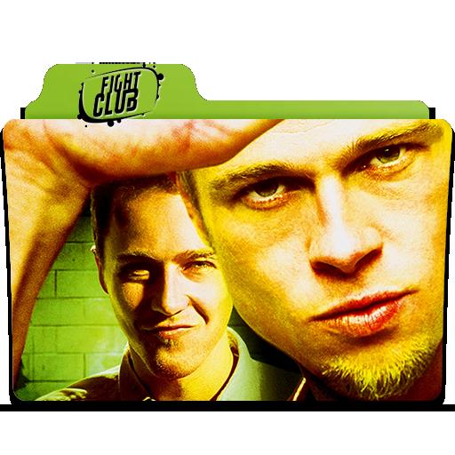 Fight Club Folder Icon