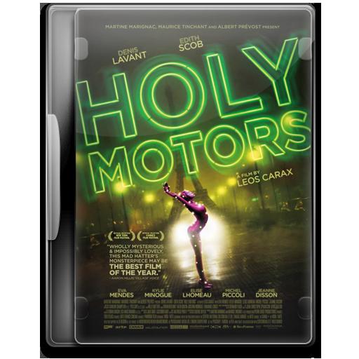 Holy Motors Icon Movie Mega Pack Iconset