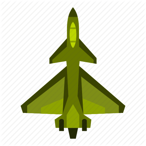 Air, Airborne, Aircraft, Army, Fighter, Jet, Military Icon