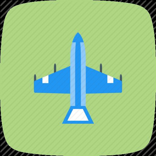 Fighter, Fighter Jet, Jet Icon