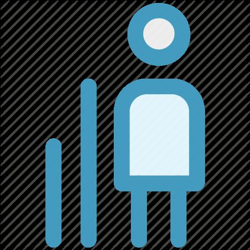 Boy, Figure, Human, Man Icon