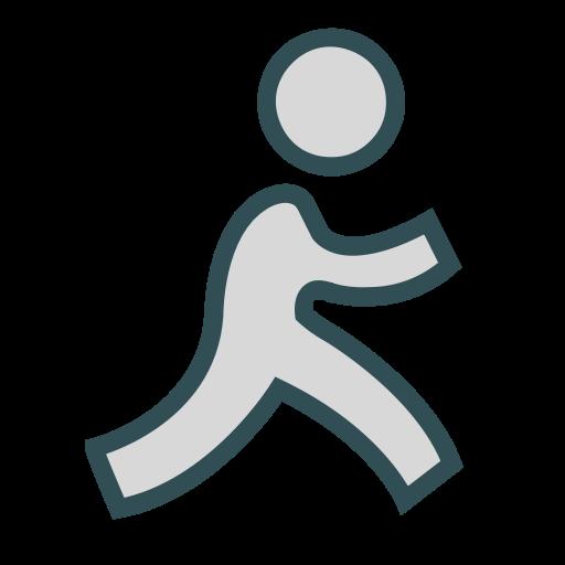 Stick, Social, Brand, Man, Figure Icon