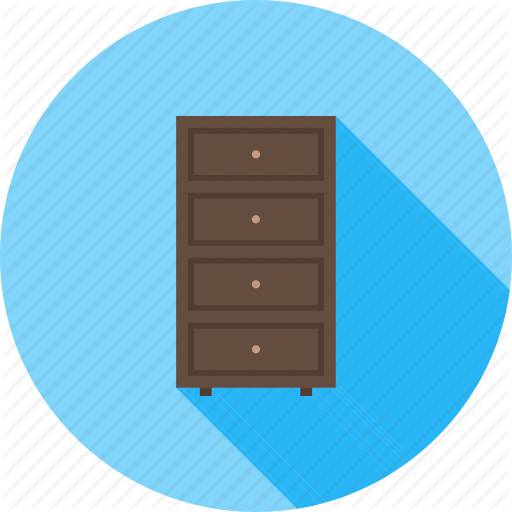 Cabinet, Cabinets, File, Filing, Interior, Kitchen, Office Icon
