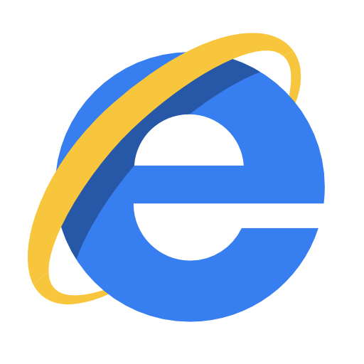 Internet Explorer Desktop Icon Images