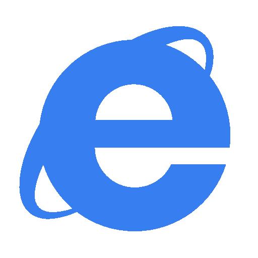 Internet Ie Icon Metronome Iconset