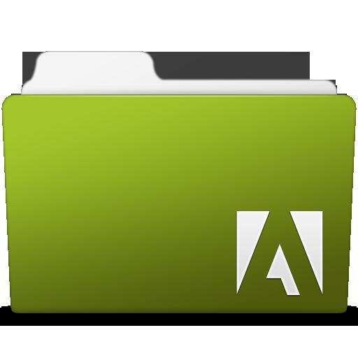 Adobe Dreamweaver Folder Icon Smooth Leopard Iconset Mcdo Design