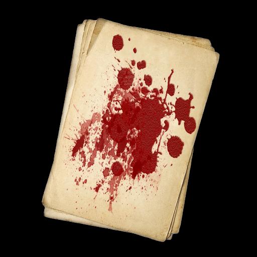Bloody Folder Icon