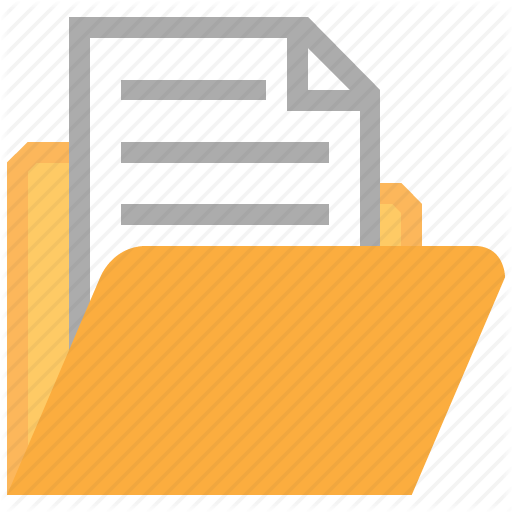Data, Directory, Document, Documents, Files, Folder, Open Icon
