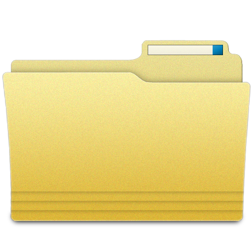 Folders Folder Icon Free Download As Png And Icon Easy