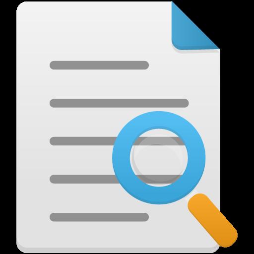 Search Icon Flatastic Iconset Custom Icon Design