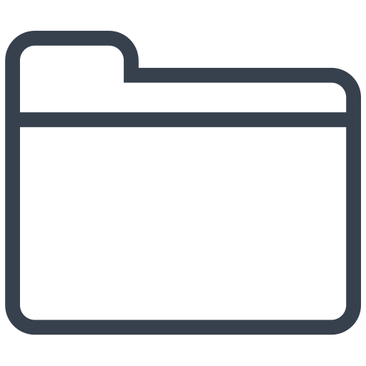 Folder Icon Transparent Png Clipart Free Download