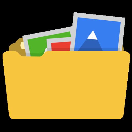 System Pictures Icon Plex Iconset