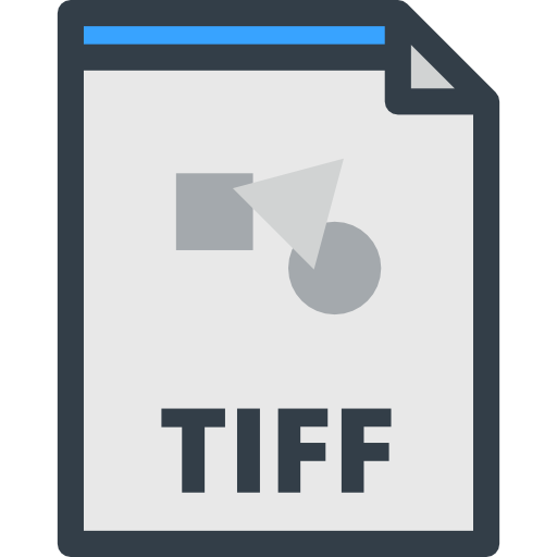 Tiff, Image, Icon