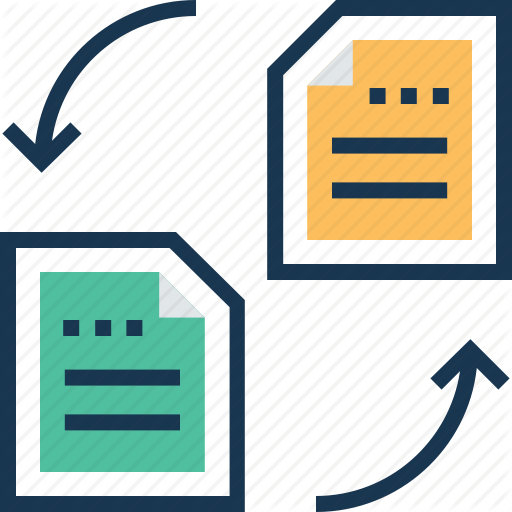 Content Sharing, Exchange, File, Exchange, Share Icon