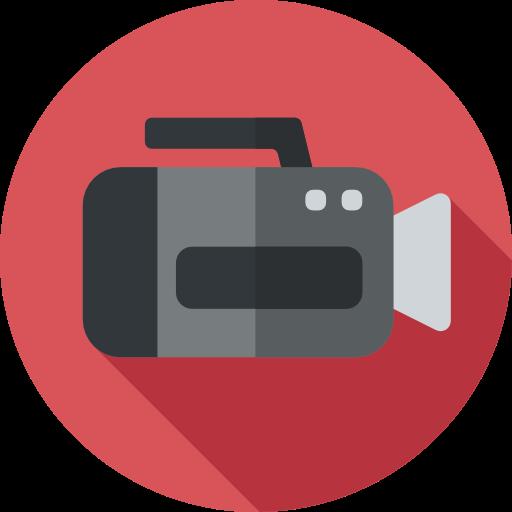 Film, Video Cameras, Camera Icon