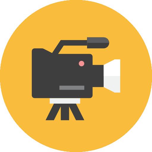 Video Camera Icon Kameleon Iconset Webalys