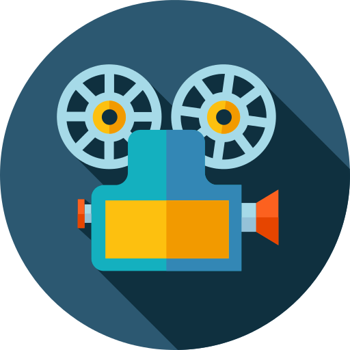 Video Camera Film Png Icon
